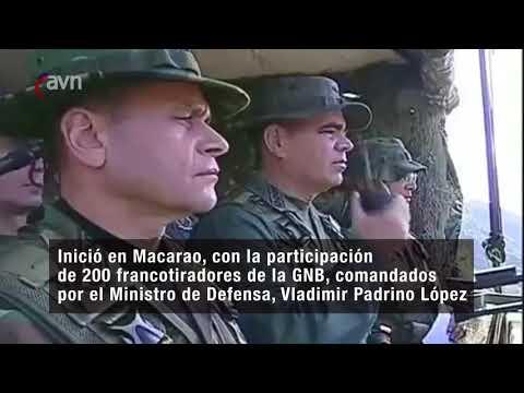 Ejercicio Cívico-Militar Soberanía Bolivariana 2017