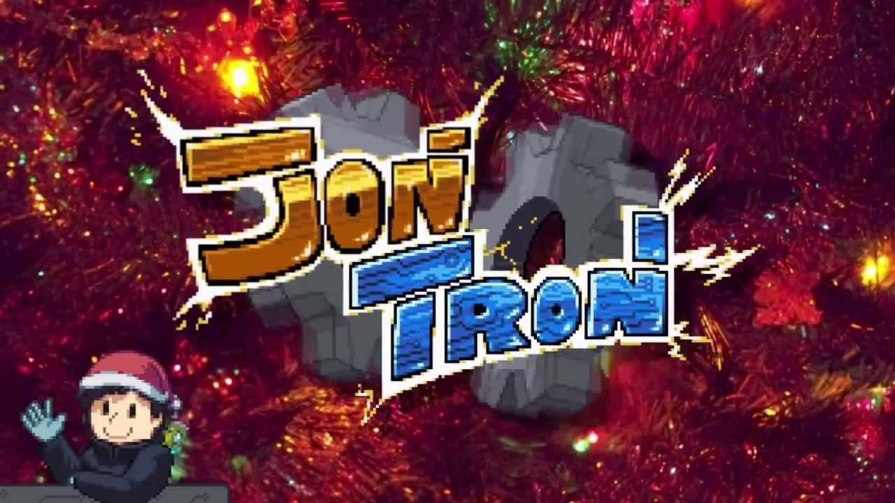 Jontron Christmas Intro (2013/2014) - YouTube