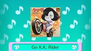 Go K.K. Soul Sister! [ K.K. Rider Memix ]