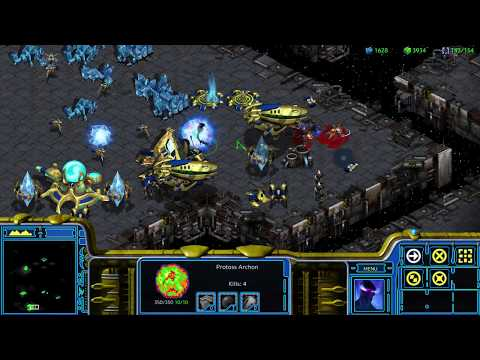 StarCraft RMST: Insurrection Remastered 12 - Satellite Platform (Protoss)