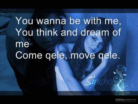 Sirusho  Qele,Qele (with Lyric)