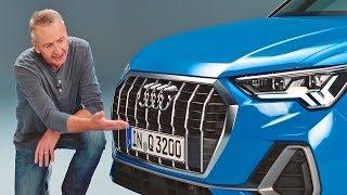 Audi Q3 (2019) Features, Design, Driving