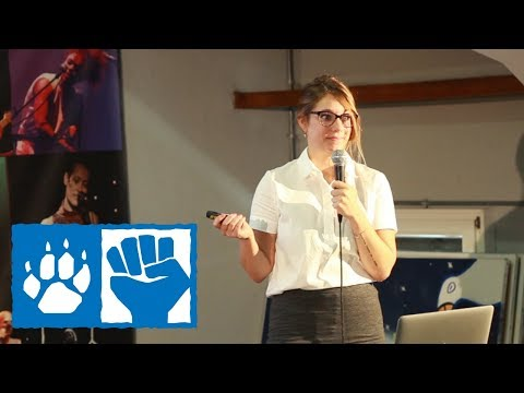 Dog Behavior: Why The Dominance Theory Is Wrong – Jessica Postelmans [IARC2017]