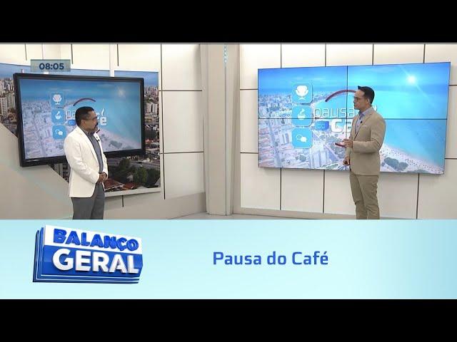 Pausa do Café: Geriatra fala sobre perigos de se tomar vitaminas sem acompanhamento médico