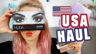♦ Haul kosmetyczny z USA - Błysk, holo i nowości ♦ Agnieszka Grzelak Beauty
