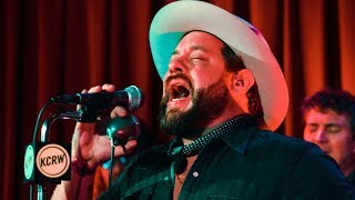 "Nathaniel Rateliff and the Night Sweats performing ""You Worry Me"" live on KCRW"