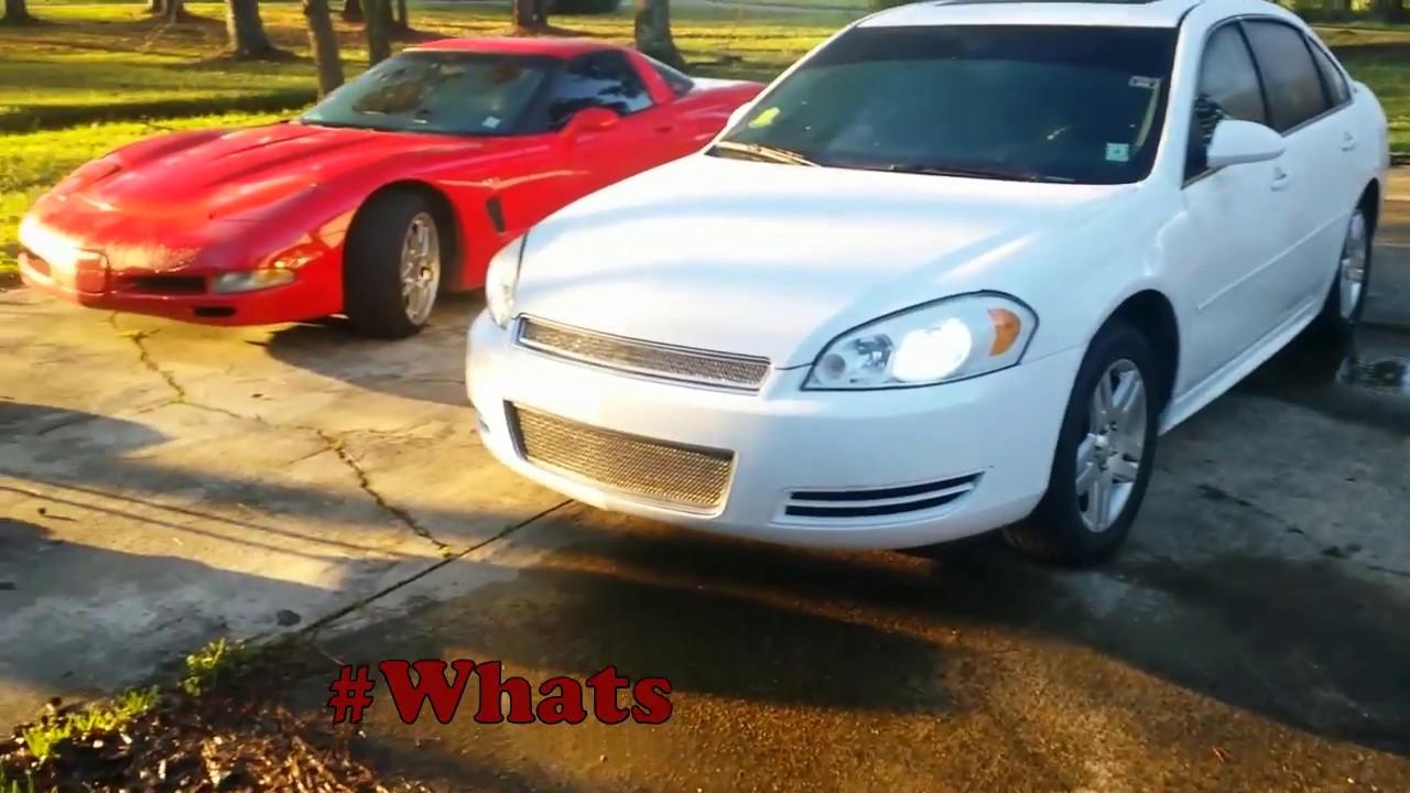 2008 chevy impala engine hot ac off