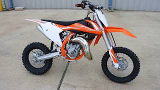 $4,999:  2018 KTM 65 SX Now with Air Fork   The Mainland Review
