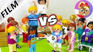 Playmobil Film polski   FESTYN SPORTOWY - Hania i Dave w przeciwnych drużynach! Która klasa wygra?