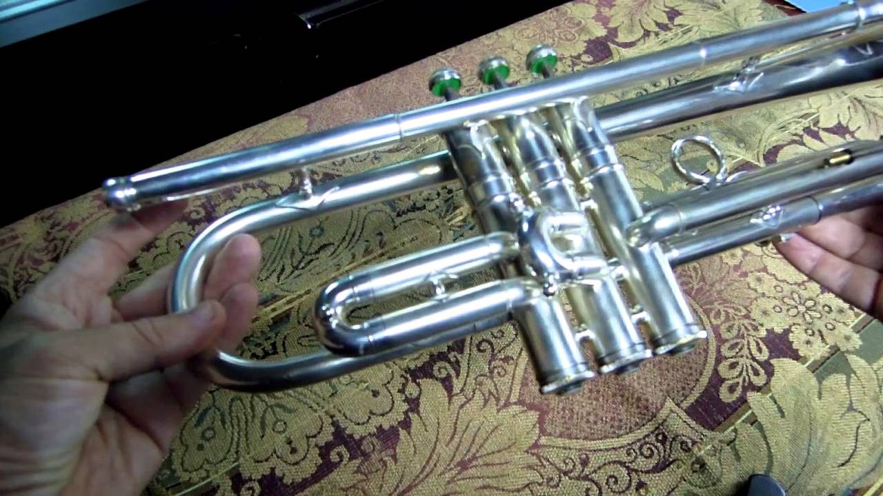 1926 Conn Trumpet 22B New York Symphony Early Model