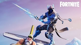 NEW INFINITY SWORD! Creative Mode with Subs! Making Fortnite Custom Games and Hide and Seek Live