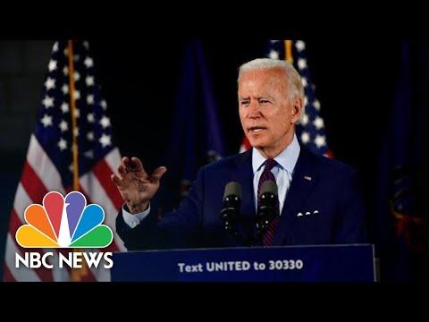 President-Elect Joe Biden Discusses Covid-19 Advisory Board   NBC News