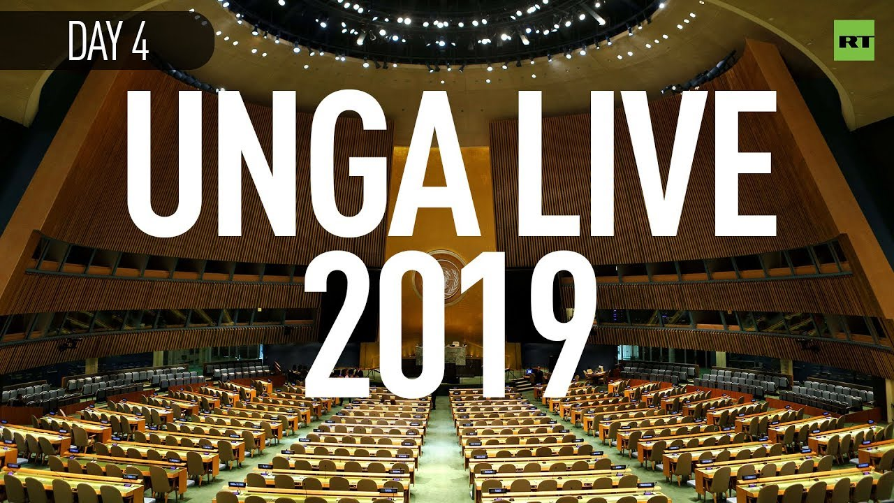 World leaders gather for UNGA General Debate - Day 4 | 2019