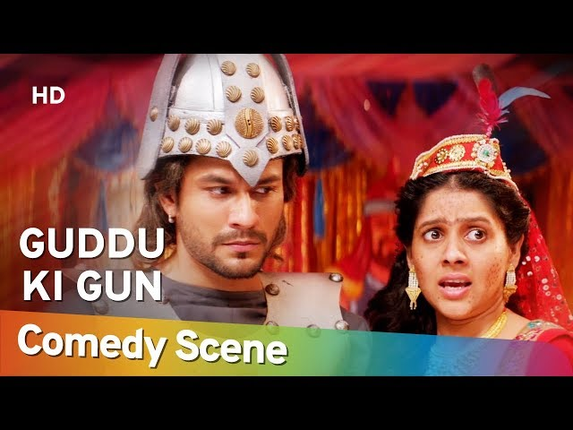 Guddu Ki Gun - Kunal Khemu - Best Comedy Scene - कुणाल खेमू हिट्स कॉमेडी - Shemaroo Bollywood Comedy