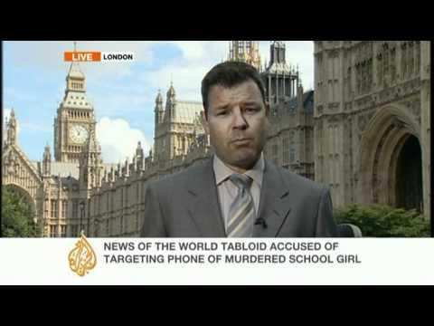 Paul Brennan's update on UK hacking scandal