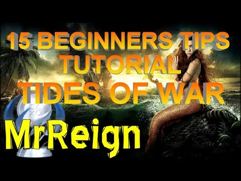 Pirates Of The Caribbean - Tides Of War - 15 Beginners Tips & Tutorial