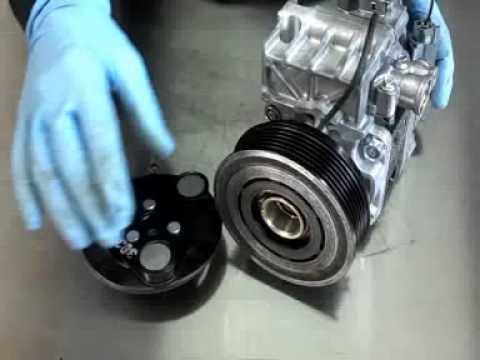 Mazda Cx7 Compressor Failure Part 2 Youtube