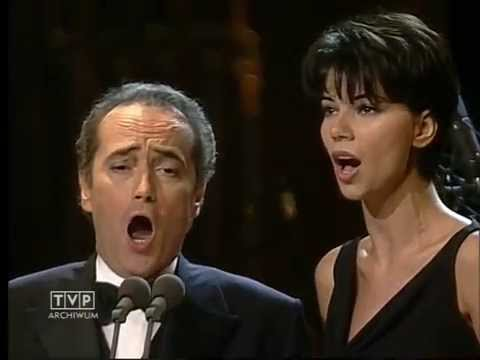 JOSE CARRERAS & EDYTA GÓRNIAK-CICHA NOC-SILENT NIGHT