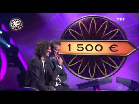 Qui veut gagner des millions du 5 septembre 2015 TF1
