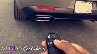 2019 Dodge Challenger Scatpack Cold Start