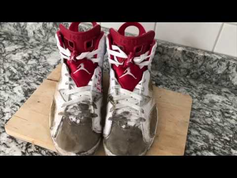 "Nike Air Jordan 6 ""Alternate"" - Outdoor Review and Test"