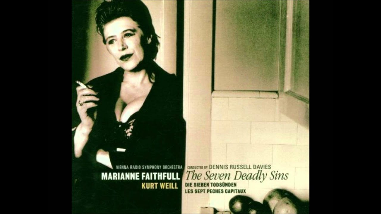 Marianne Faithfull Song Lyrics by Albums | MetroLyrics