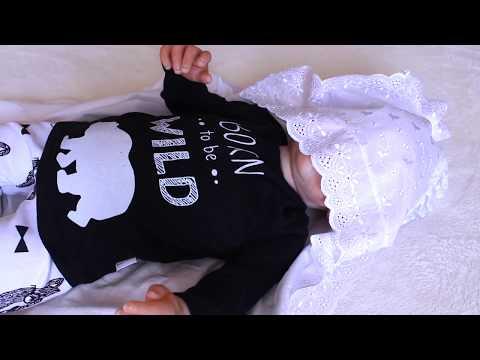 Распаковка реборна / Reborn Baby Box Opening / Liam By Bonnie Brown / New Reborn / обзор на куклу