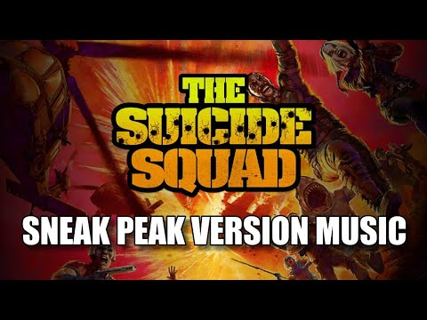 THE SUICIDE SQUAD Sneak Peak Music Version / Behind-The-Scenes Featurette