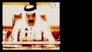يوم استيلاء تميم على عرش قطر بعد انقلاب ابوه حمد على جدة خليفة