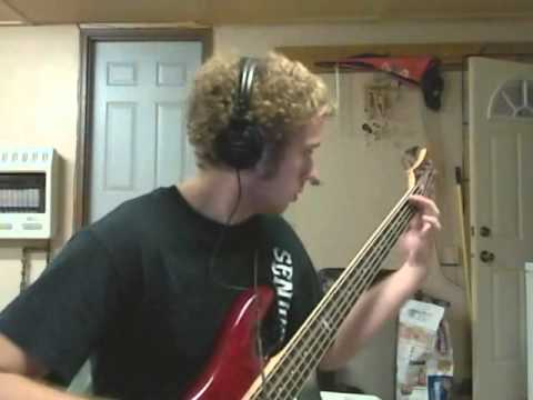 Whistle   Bass Cover   Flo Rida