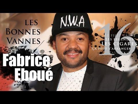 OVSG : Les bonnes vannes de Fabrice Eboué # 16  Best-of