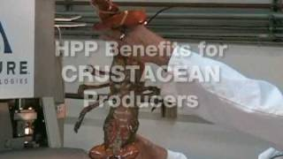 Avure Technologies Seafood High Pressure Processing (HPP) 2009