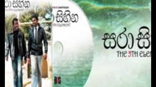 Ma Hadawala - Bathiya N Santhush Ft Rookantha [From 2010 BNS Album].flv