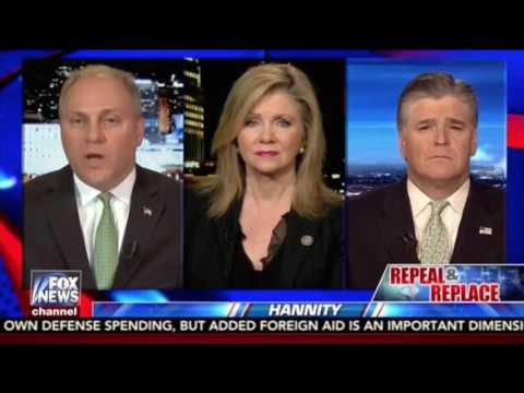 Sean Hannity on AHCA: 'There are a lot of good things in there'