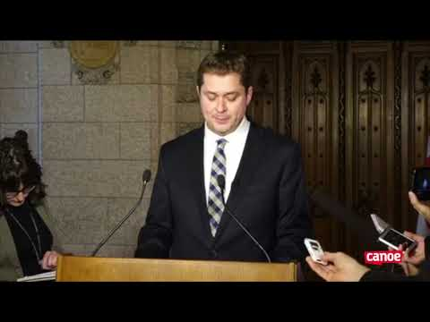 Scheer Calls For Morneau to Resign as Finance Minister