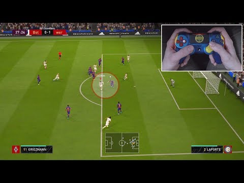 THE ONLY SKILLMOVES YOU NEED TO KNOW IN FIFA 20 - EASY TUTORIAL