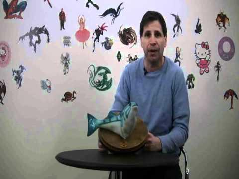 Frankie Fish From Gemmy Industries