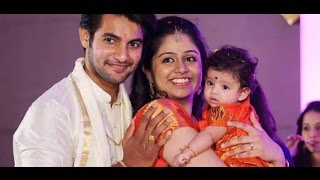 Hero Aadi with wife ARUNA and daughter Exclusive private video !!