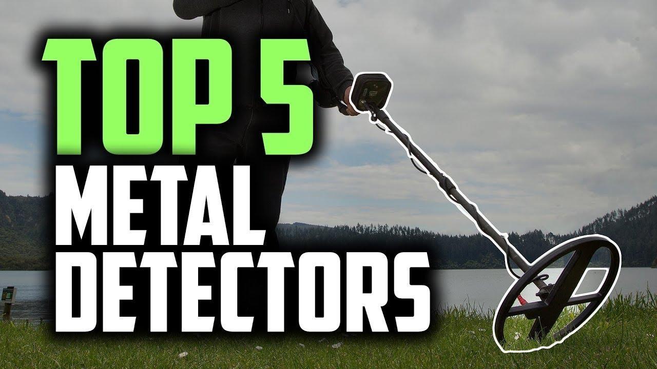 Jew Detector: Best Metal Detectors In 2019 (Buying Guide)