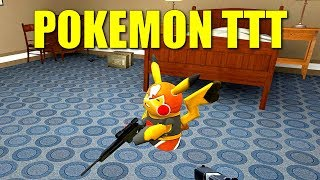 POKEMON TTT - Gmod TTT Funny Moments (Garry's Mod Gameplay German/Deutsch)