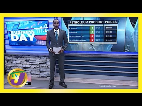 Gas Prices Increase by $1.20 | Jamaica's Business Day