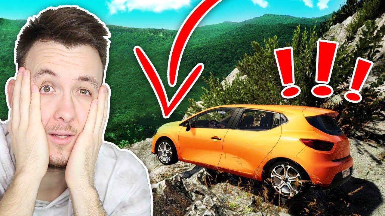 ZŘÍTÍ SE ZE SKÁLY?   Accident #3