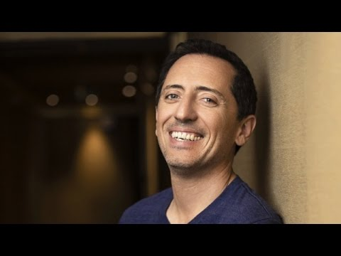 "Gad Elmaleh interview: English-language comedy is his ""mistress"""