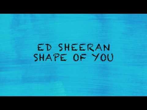 Ed sheeran - shap of you (Lyrics)