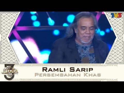 3 Juara | Ramli Sarip | Persembahan Khas