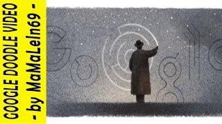 Octavio Paz 100th Birthday funny Google Doodle