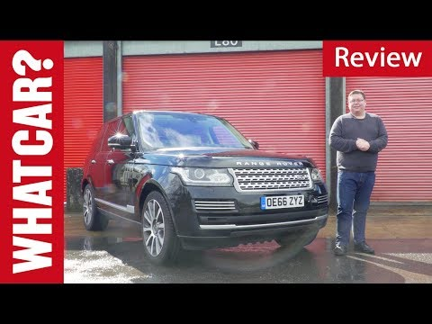 2018 Range Rover SUV Review – The Best All-rounder On Sale Today? | What Car?