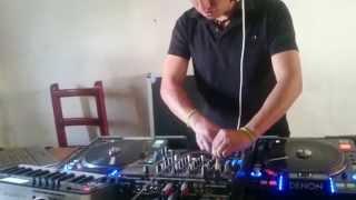 DJ FLEXO AMBATO ECUADOR   SCRATCH,PIONEER, DENON 3700