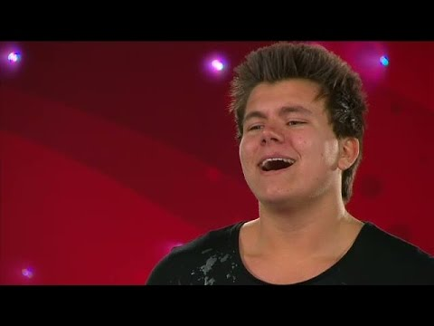 Niklas Johansen - What Do You Want From Me - Idol Sverige (TV4)