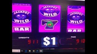 Akafuji Big Win WILD GEMS Slot Max Bet $9 & Lucky 88 Slot Machine Bet $3, San Manuel Casino